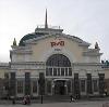 Железнодорожные вокзалы в Култуке