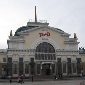 Железнодорожные вокзалы Култука